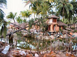 siam.de [ Tsunami 2004 - Bilder aus Kalim, Kamala und Bang ...